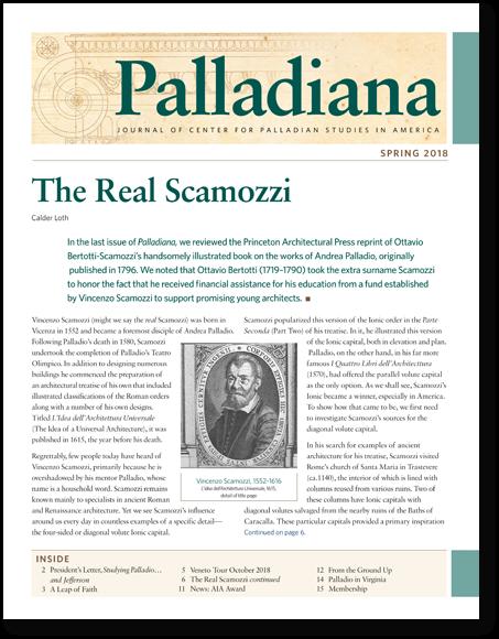 Palladiana Spring 2018